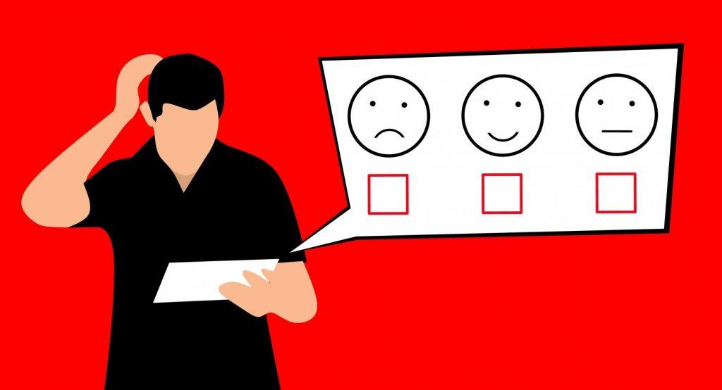 как отвечать на отзывы клиентов